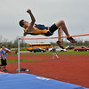 110510 NF/LKPT Track 1 - NGJames Neiss/staff photographerNiagara Falls, NY - FEATURE: High Jumper Brandon Joyce.