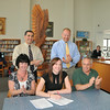 110427 Oakey Signing - Sports