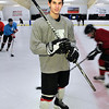 James Neiss/staff photographerWheatfield, NY - Niagara Wheatfield High School hockey player Keith Haseley.