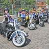 James Neiss/staff photographerNiagara Falls, NY - Only 4 lady riders made it to the end of the Go Ride Niagara Falls girls only motorcycle safety event. The event featured a safety seminar, an escorted ride, followed by music and fun on Old Falls Street. From left are event coordinator Patricia Frederick, Tammy Bunce of the town of Niagara Debbie Strug of Niagara Falls and Lynn Beach of the Town of Niagara.