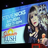 James Neiss/staff photographerNiagara Falls, NY - Emcee Jim Wise, senior vice president of marketing, Seneca Gaming Corp., announces that Stevie Nicks will be part of the Summer Rush series of concerts at the Seneca Niagara Casino & Hotel, performing on July 7. Others performing in Niagara Falls are Michael Bolton on June 9, Frank Caliendo on June 23, and comedian Larry the Cable Guy for two shows on August 18, to name a few.