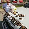 James Neiss/staff photographerNiagara Falls NY - New Niagara Falls Fire Chief Tom Colangelo.