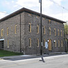 James Neiss/staff photographerNiagara Falls, NY - Site of the new train station and Underground Railroad interpretive center inside the former U.S. Customhouse on Whirlpool Street in the city's North End.