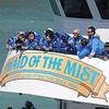 James Neiss/staff photographerNiagara Falls NY - Tourists are in position for a ride on the Maid of the Mist.