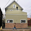 James Neiss/staff photographerNiagara Falls, NY - Animals were removed and the home condemned at 216 24th Street on Monday.