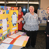 James Neiss/staff photographerLewiston, NY - LaSalle Early Childhood Center pre-k teacher Jean DeMarco, left, and Director Marybeth Simoneit, center, talk about their center with Eileen Rohan, a Niagara University grad student and project assistant with Project QIP. DeMarco and Simoneit are part of the first graduating class in The Niagara County Early Childhood Care Quality Improvement Project (QIP), an initiative launched in August 2010 to enhance the kindergarten readiness skills of young children in Niagara County.