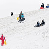 James Neiss/staff photographerLewiston, NY - It was up and down all afternoon for those enjoying the sledding at the Reservoir State Park on Saturday.
