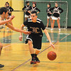 James Neiss/staff photographerLewiston, NY - Niagara Wheatfield #30 Jack Mulcahy drives the ball up court during the first quarter of basketball action against Niagara Wheatfield.