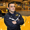 James Neiss/staff photographerNiagara Falls, NY - Niagara Falls High School wrestler Joey DiFrancesco.