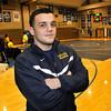 James Neiss/staff photographerNiagara Falls, NY - Niagara Falls High School wrestler Joey DiFrancesco.