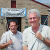 James Neiss/staff photographerNiagara Falls, NY - Department of Public Works Director David Kinney and Deputy Director John Caso are heading up the 35th Annual City of Niagara Falls Junior Golf Tournament for boys and girls ages 7-17 on Tuesday, August 14, at Hyde Park.