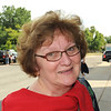 James Neiss/staff photographerNiagara Falls, NY - Q: Do you think more security is needed at movie theatres in light of Friday's shootings in Colorado? A: I don't think it will help. You know, my opinions is if someone wants to breach security they will. Lucille Howard of Grand Island.
