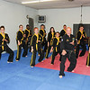 James Neiss/staff photographerNiagara Falls, NY - Members of the Presti Karate Center are heading to Las Vegas to take part in the United Fighting Artists Federation Chun Kuk Do International Training Conference and World Championships. Training are, Adrian Adamus, Kaloni Plut, Joe Gizzarelli, T.J. Williams, Amber Denman, Amanda Mrzygut, Greg Bullock, Carly Presti, Instructor John Presti, Jordan D'Angelo, Shannon Myers and Ariel Mrzygut.