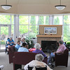 James Neiss/staff photographerNiagara Falls, NY - Complete Senior Care program of HANCI clients enjoy the atrium.