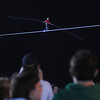 James Neiss/staff photographerNiagara Falls, NY - Daredevil wire-walker Nik Wallenda made history by walking his high-wire across the Niagara Gorge from the U.S. to Canada.