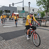 James Neiss/staff photographerNiagara Falls, NY - Members of the Easy Riders Bicycle Club, visiting from Kitchener, Ontario, ride up Old Falls Street, part of a 25 mile ride around the Niagara region.