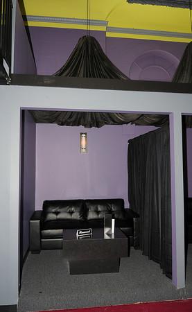 Niagara Falls,  NY - The new Buffalo Avenue night club The Vault has a metropolitan feel to its rooms and drink menu.