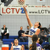James Neiss/staff photographerSanborn, NY - Grand Island High School girls basketball player #31 Cassie Oursler puts the ball up during basketball game action against Hamburg in the Class A-1 championship game at Niagara County Community Collage on Saturday.