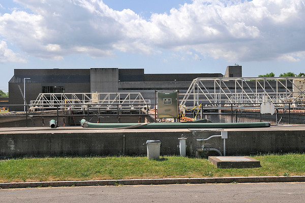 James Neiss/staff photographerNiagara Falls, NY - Niagara Falls Wastewater Treatment Plant on Buffalo Avenue.