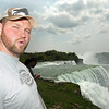 James Neiss/staff photographerNiagara Falls, NY - The Buffalo Bills rookie Mark Asper was visibly impressed by the views at Prospect Point while visiting Niagara Falls State Park.