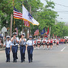 James Neiss/staff photographerLewiston, NY - The Lewiston Memorial Day parade makes its way up Center Street Monday.