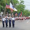James Neiss/staff photographerLewiston, NY - The Lewiston Memorial Day parade makes its way up Center Street Monday.
