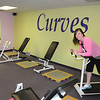 James Neiss/staff photographerNiagara Falls, NY - Karen Walker, owner of CURVES at 7703 Niagara Falls Boulevard.