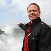 James Neiss/staff photographerNiagara Falls, NY - Tight rope walker Nik Wallenda announces his plan to walk across the Niagara Gorge Friday, June 15, during a press conference at Prospect Point, Niagara Falls State Park.