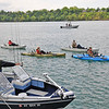 James Neiss/staff photographerLewiston, NY - Members of the Association of Great Lakes Outdoor Writers head out for fun and fishing at Lewiston Landing. The outdoor writers are in Lewiston attending the 2012 Spring Mega Media Cast & Blast, hosted by the Niagara Convention & Tourism Commission.
