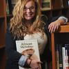 James Neiss/staff photographerLewiston, NY - Niagara Gazette Woman of Distinction Kate Mieth.