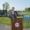 James Neiss/staff photographerNiagara Falls, NY - Mayor Paul Dyster announced that Griffon Park is undergoing a renovation that includes a new playground made possible by a $20,000 grant through Ka Boom! Ka Boom!, a national non-profit dedicated to bringing playgrounds to neighborhoods across the nation.