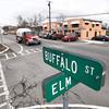 James Neiss/staff photographerSanborn, NY - Looking North on Buffalo Street in Sanborn.