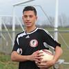 James Neiss/staff photographerSanborn, NY - Niagara Wheatfield High School junior Noah Asklar, is the Niagara Gazette boys soccer Player of the Year.