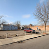 James Neiss/staff photographerNiagara Falls, NY - A community center is being proposed for this empty lot at 2607 Highland Avenue next to Renaissance Place.