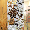 James Neiss/staff photographerNiagara Falls, NY - Students at the Niagara County Community College Niagara Falls Culinary Institute are constructing a Gingerbread House that will be Santa's Workshop this holiday season.