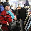 James Neiss/staff photographerNiagara Falls, NY - WHAT A DEAL: Jenny Josey of Lewiston found a slamming deal in this purse at the Lasalle LADD Thrift Shop on Buffalo Avenue. The thrift shop is celebrating 25 years of service to the community with proceeds donated to social and religious programs at community residences and camperships for the developmentally disabled.