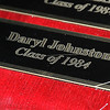 James Neiss/staff photographerLewiston, NY - Four inducted into the Lewiston-Porter Distinguished Alumni Hall of Fame during ceremonies at the high school on Thursday. Inductee Daryl Johnston from the Class of 1984 could not attend.
