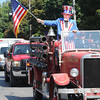 James Neiss/staff photographerYoungstown, NY - The Youngstown Volunteer Fire Company had the honor of carrying Uncle Sam in the annual Labor Day Parade.