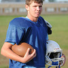 James Neiss/staff photographerNiagara Falls, NY - Grand Island football player Dan Blocho.