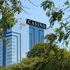 James Neiss/staff photographerNiagara Falls,  NY - The bruising battle between New York State and the Seneca Nation of Indians over the distribution of gaming revenue could leave the Native American's Niagara Falls casino and hotel without fire protection.