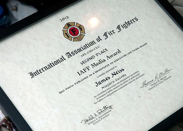 131030 IAFF Award 2