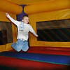 James Neiss/staff photographerNiagara Falls, NY - Krystopher Stoner Jr., 6, enjoys playing in a bounce house during an open house at the Niagara Falls Branch of YMCA Buffalo-Niagara.