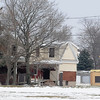 James Neiss/staff photographerNiagara Falls, NY - Dilapidated and abandoned homes litter the City of Niagara Falls, like these on 12th and 13th Streets.