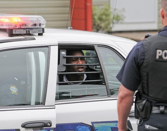 130607 Police Arrest