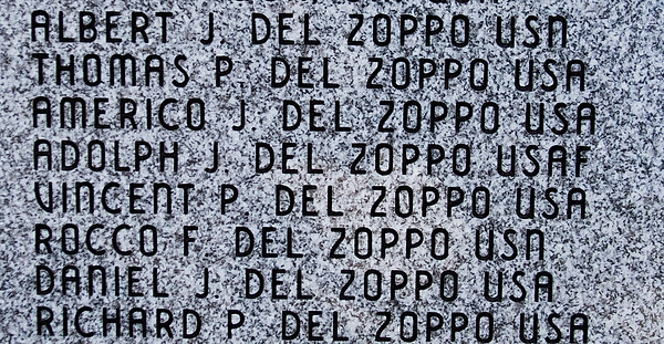 140809 DelZoppo Memorial 1