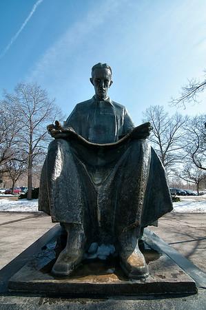 140330 Tesla Statue 2