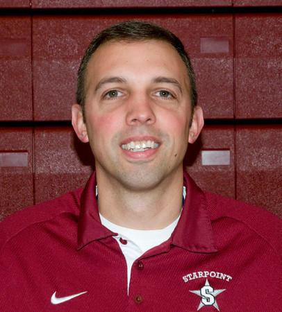 Starpoint Basketball Coach Ben Scaffidi