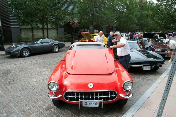 140816 Corvette's 2
