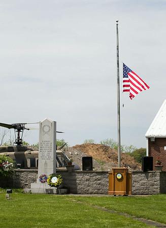140526 Memorial Day service 4