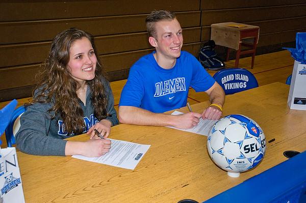 150331 Soccer Signing